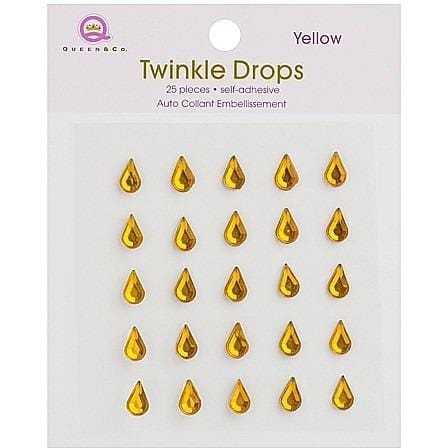 Twinkle Drops Yellow