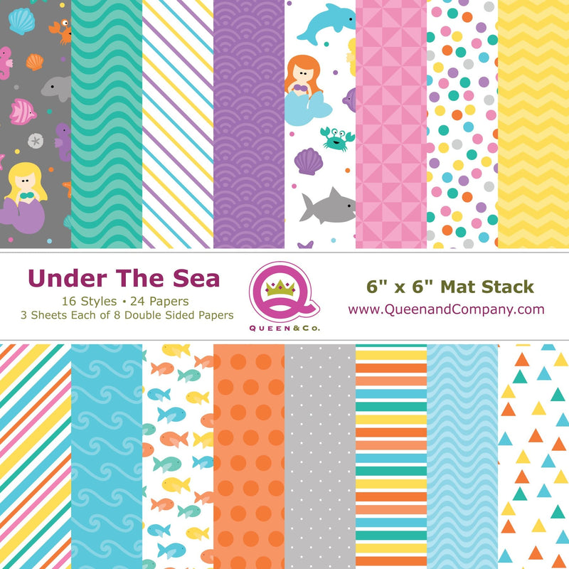 Under the Sea Paper Pad