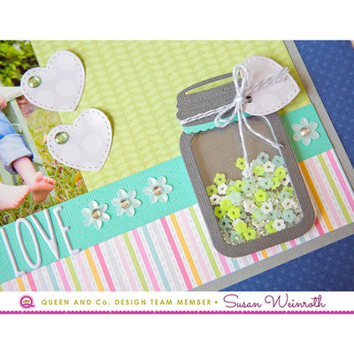 Love Jar Flower Topping Refill