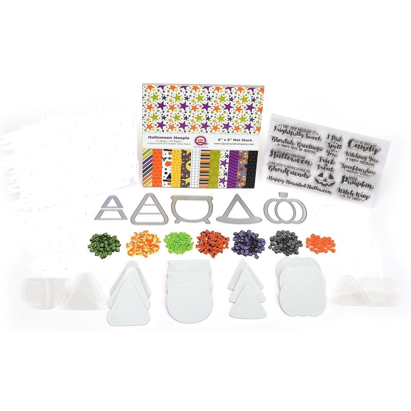 Halloween Hooplah Kit