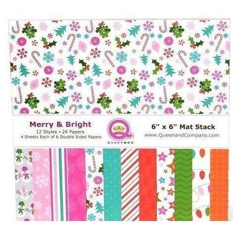 Merry & Bright Paper Pad