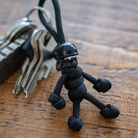 Alien Vs Predator Paracord Buddy Keychain - Paracord Buddy UK