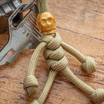 C-3PO Paracord Buddy Keychain - Paracord Buddy UK