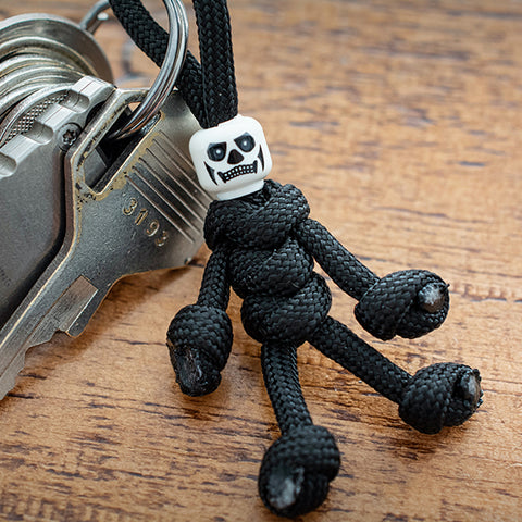Skulltrooper Fortnite Paracord Buddy Keychain - Paracord Buddy UK