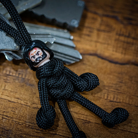 John Wick Paracord Buddy Keychain - Paracord Buddy UK