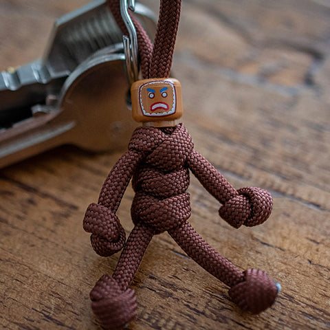 Merry Marauder Fortnite Paracord Buddy Keychain - Paracord Buddy UK