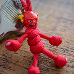 The Flash Paracord Buddy Keychain - Paracord Buddy UK