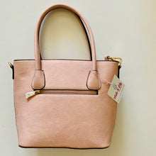 Pale Pink Bucket Bag - Milo & Lily Boutique