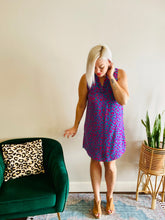 West Palm Beach Leopard Dress