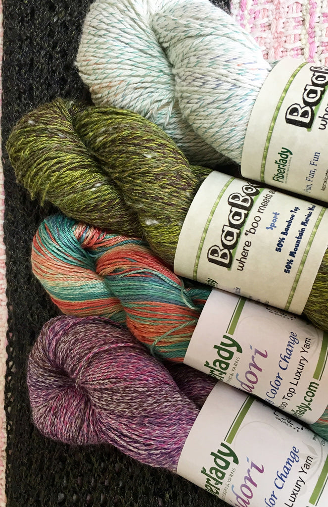 Exciting new yarns coming soon!