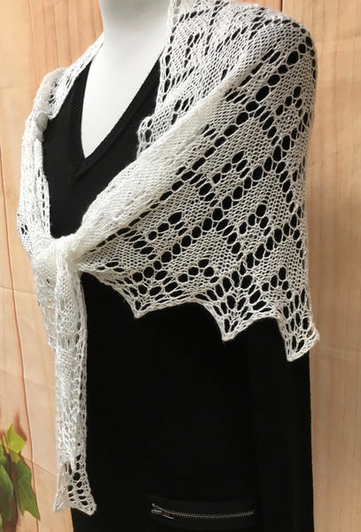 Heartful Shawl Kit