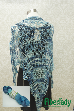 Relaxing Shawl Pattern