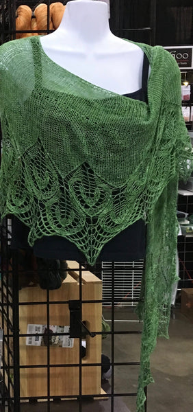 Lyra's Song Shawl Pattern