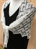 Heartful Shawl Pattern