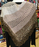Progression Shawl Pattern