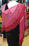 Symmetrical Asymmetry Shawl Pattern