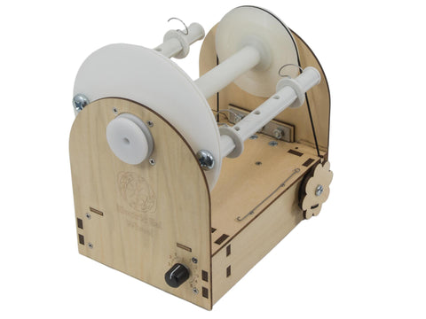 Electric Eel Spinning Wheel