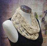 Lovely Crochet Cowl Pattern