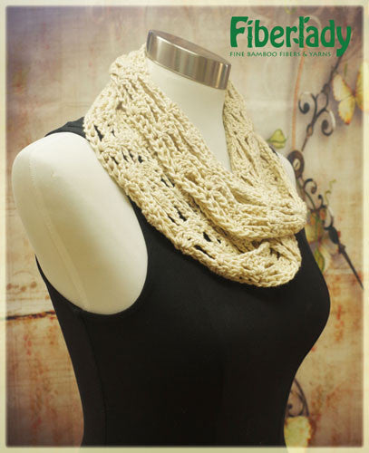 Lovely Crochet Cowl Kit