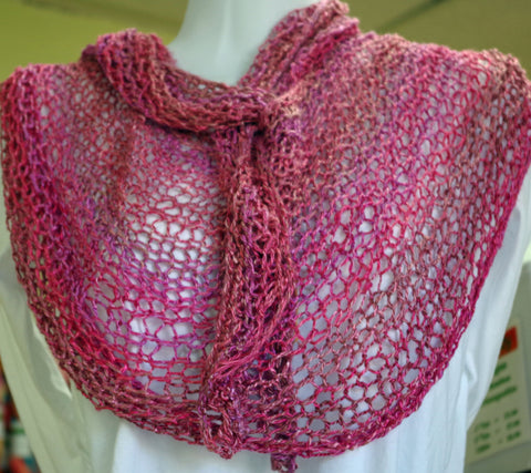 Waves in the Sand Shawl Kit