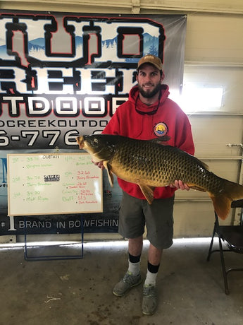 Mud Creek Outdoors Carp Classic Bowfishing Tournament