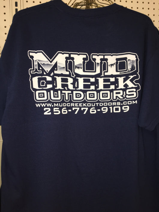 Mud Creek Outdoors T Shirt - Mud Creek Outdoors