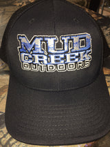 Mud Creek Outdoors Fitted Cap - Mud Creek Outdoors