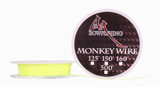 RPM Monkey Wire 150' - Mud Creek Outdoors