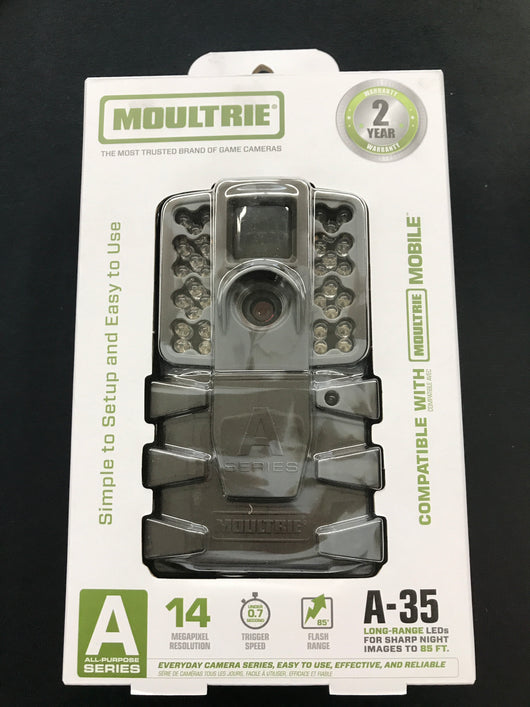 Moultrie A-35 - Mud Creek Outdoors