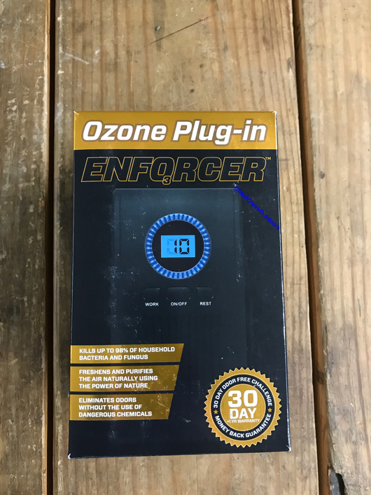 Enforcer Ozone Plug In Generator - Mud Creek Outdoors