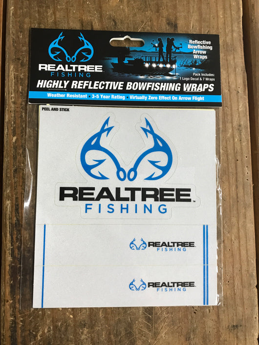 C-EZ Reflective Realtree Bowfishing Wraps - Mud Creek Outdoors