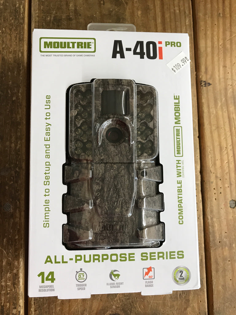 Moultrie A-40i Pro - Mud Creek Outdoors