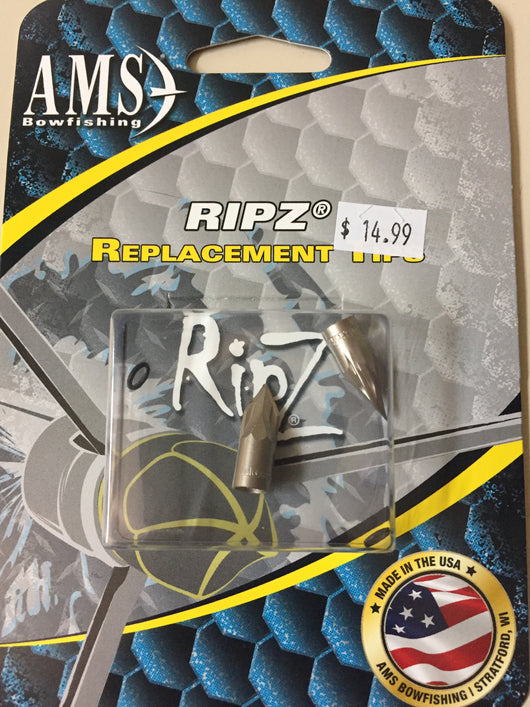 AMS RIPZ REPLACEMENT TIPS - Mud Creek Outdoors