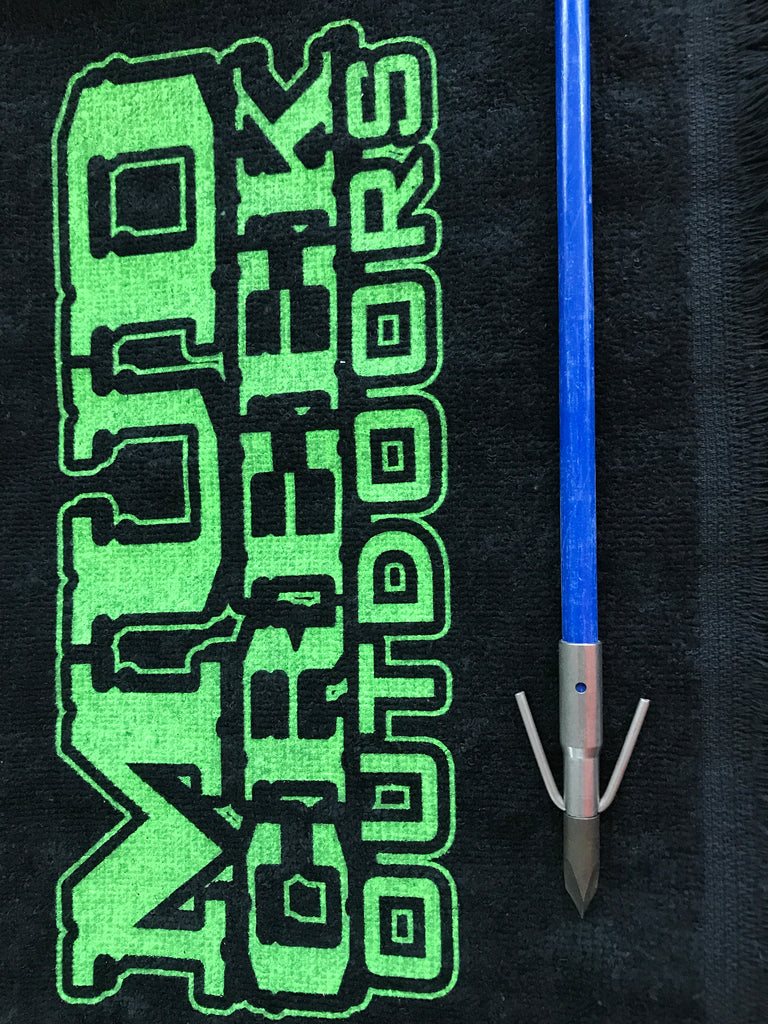 Mud Creek arrows w/ Muzzy point - Mud Creek Outdoors