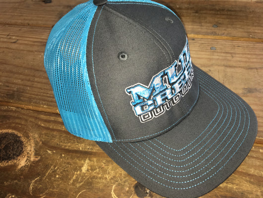 Blue Mud Creek Outdoors Adjustable Cap - Mud Creek Outdoors