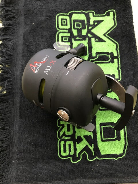RPM M1-X Trigger reel - Mud Creek Outdoors