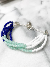 Braided Beaded Bracelet