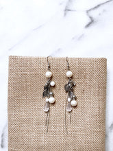 Pearl Dangled Earrings
