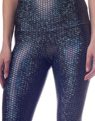 Midnight Mermaid Legging