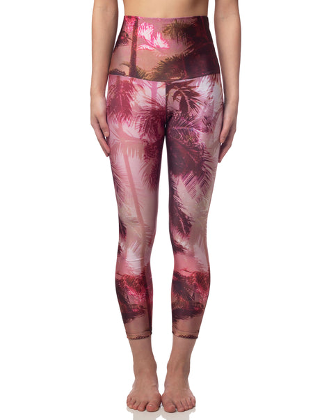 Sunrise Palms 7/8 Legging