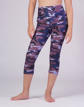 Urban Warrior Girl Capri - XS only