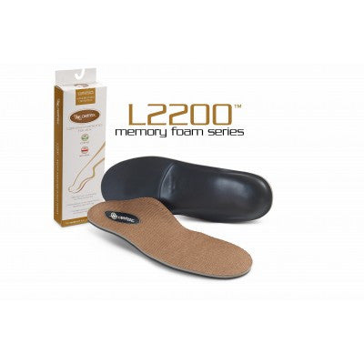Aetrex L2200 - Men's Orthotics