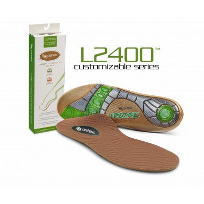 Aetrex L2400 - Men's Orthotics