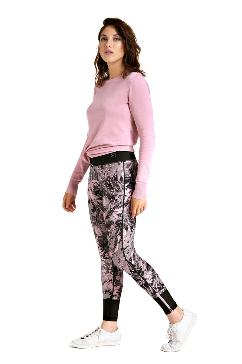 Legging Activewear BREEZE Magnolia