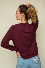 Sweater ultra doux ELEN Happy Soul Canyon Rose