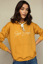 Hoody ultra doux KEZA Stylé Everyday Honey Gold
