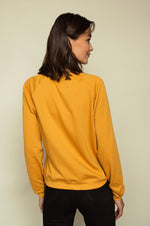 Sweater ultra doux ELEN Happy Soul Honey Gold