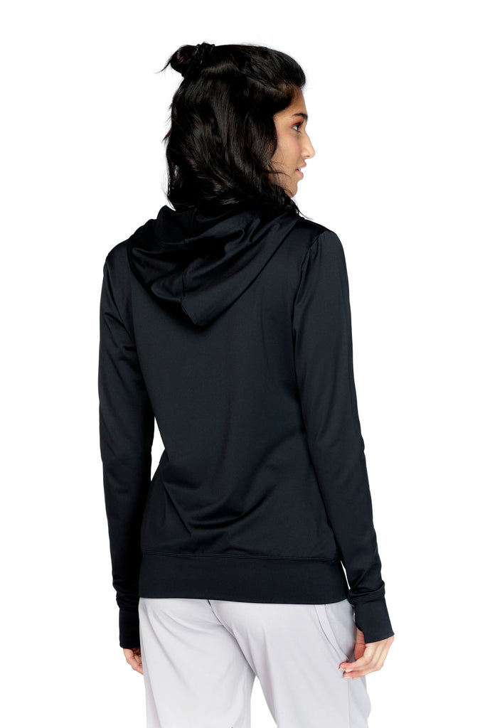 Hoody hybride anti UV XENA Black