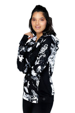 Hoody hybride anti UV XENA Lightleaf