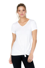 T-shirt ultra performant et anti UV LAKAH White